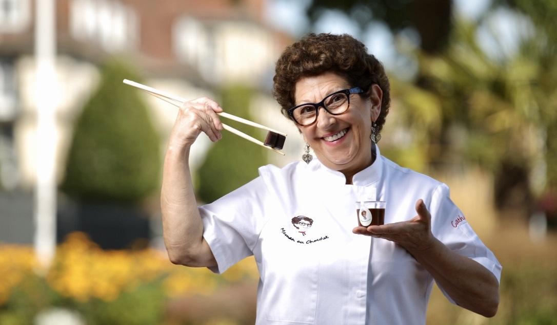 Catherine Bréard, pionnière de la mousse au chocolat au Japon