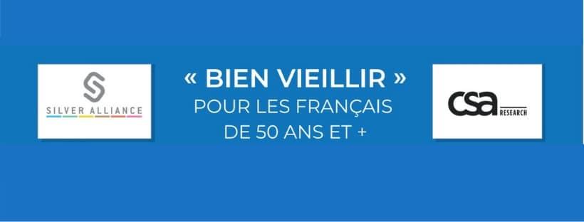 «Bien vieillir» pour les français de 50 ans et +