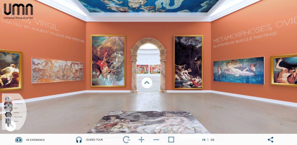 Des musées virtuels pour se cultiver chez soi