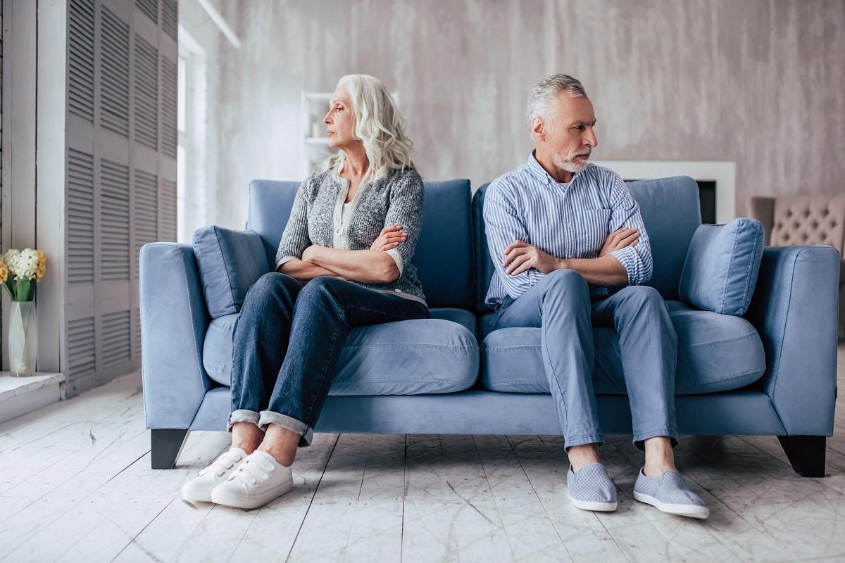 Quand la retraite fait crise, menaces sur le couple !