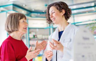 Des pharmaciens à vos côtés pour bien vieillir