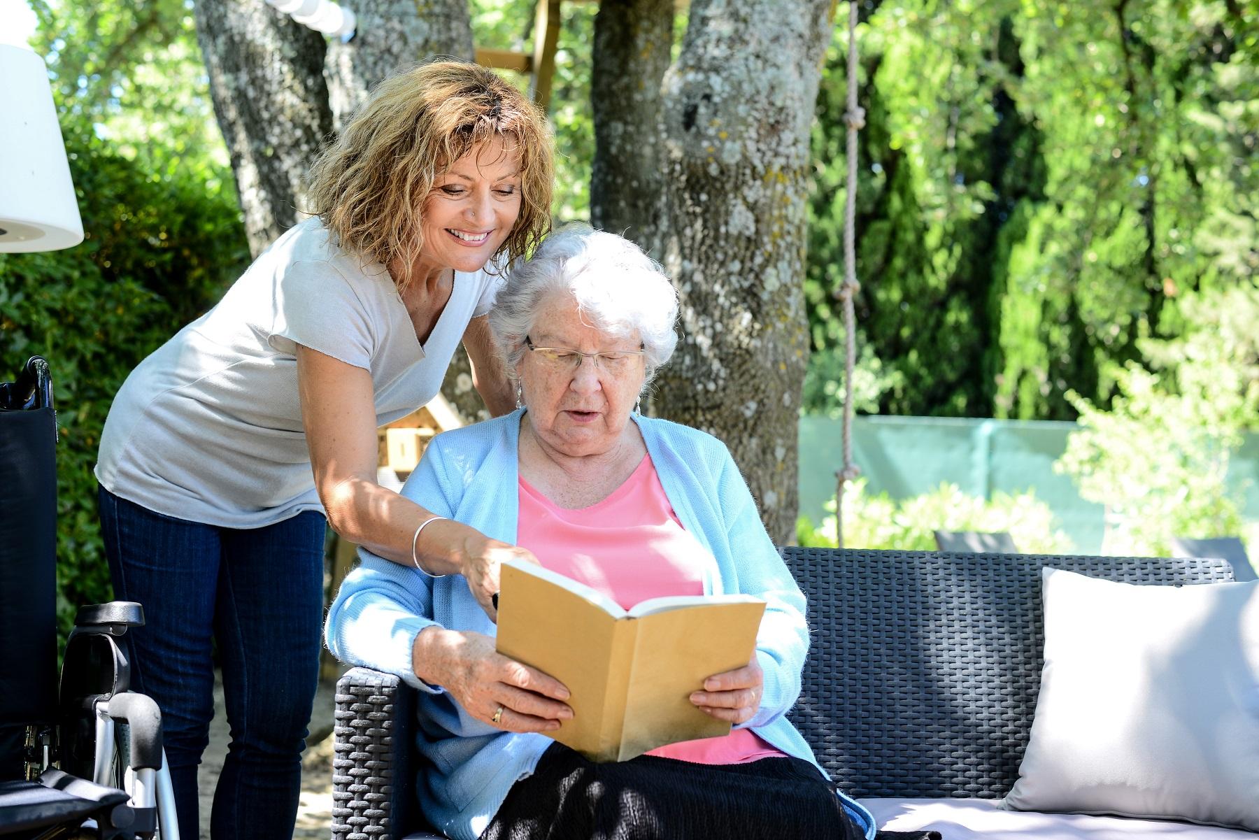 L'accueil familial, une nouvelle solution d'hébergement pour personnes âgées