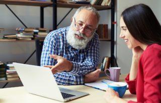 Teepy Job - Un site d'emploi pour seniors et retraités actifs
